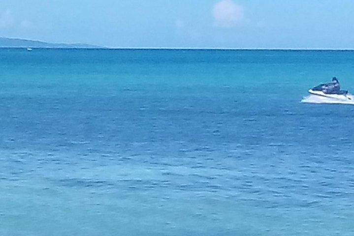 Jet Ski Rental Falmouth Jamaica Adventure Combo Wave Runner Water Sports Tours, Trelawny, JAMAICA