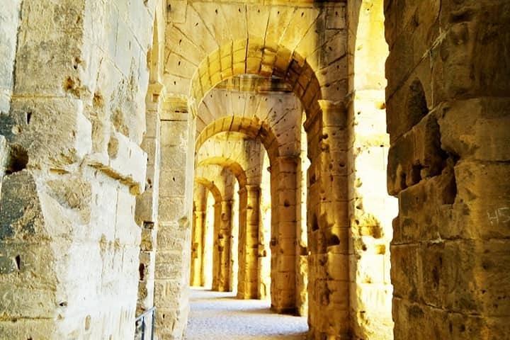 Historical Half day Tour in El Jem, Monastir, TUNEZ
