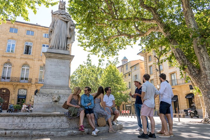 Aix en Provence Tour from Marseille, Marsella, FRANCIA