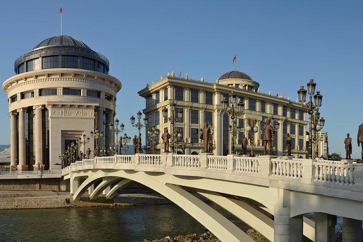 Skopje North Macedonia Day Tour from Sofia, Sofia, BULGARIA