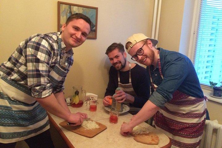 Ukrainian Cuisine Cooking Class: Borsch and Varenyky, Kiev, UCRANIA
