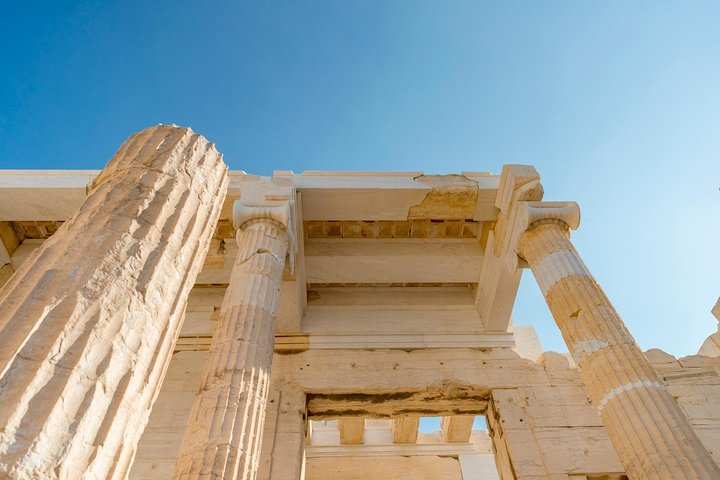Full Day Private Tour: Essential Athens Highlights plus Cape Sounion and Temple of Poseidon, Atenas, GRECIA