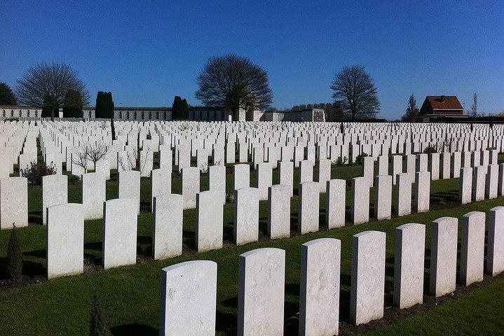 Private tour WW1 Flanders Fields, Brujas, BELGICA