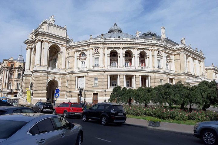 Palaces of Odessa Private Walking Tour, Odesa, Ucrânia