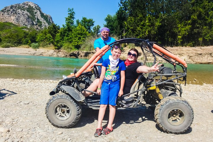 Buggy Safari at the Taurus Mountains from Side, Side, TURQUIA