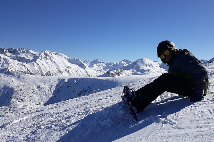 Ski & Snowboard Group Lessons, Bansko, Bulgaria