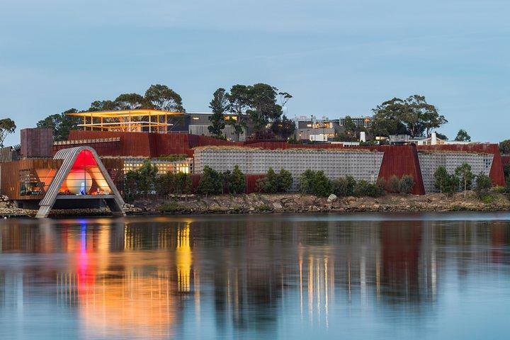 Moorilla Estate's Posh-As Day at Mona, Hobart, AUSTRALIA