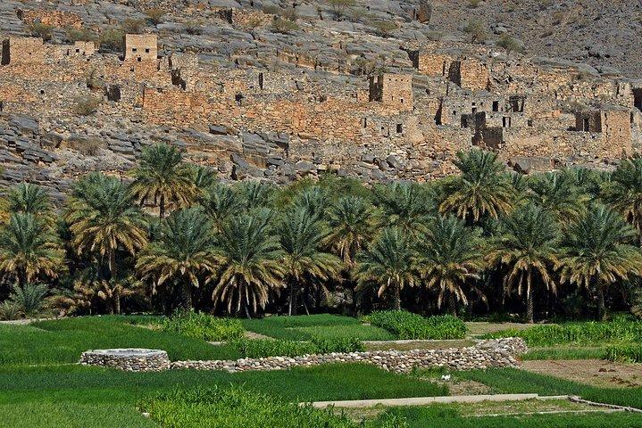 Travel to Nizwa & Jebel Shams