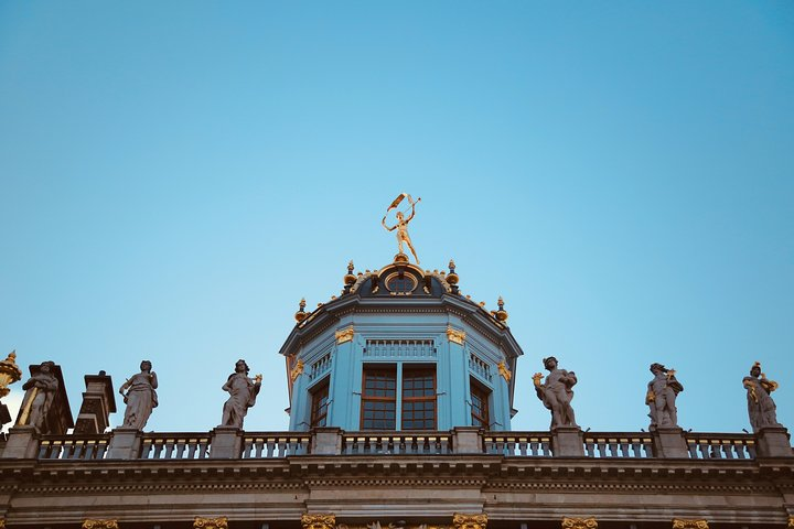Architecture Tour of Brussels, Bruselas, BELGICA