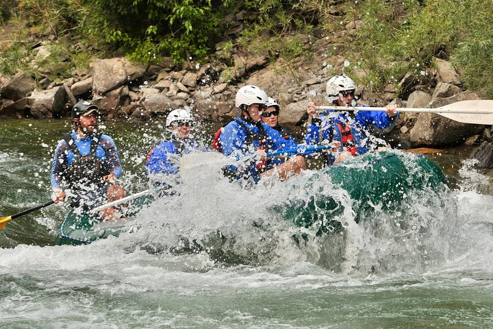 Challenge with White-Water Rafting and Visit Peaceful Countryside in Da Lat, My Son, VIETNAME