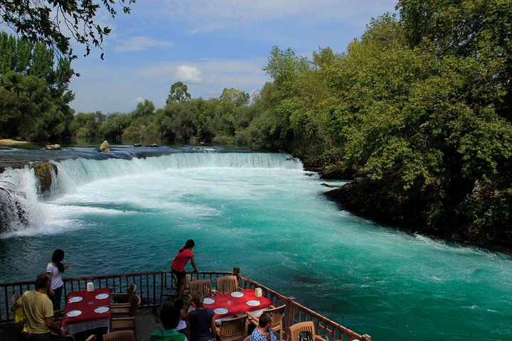 All Inclusive Manavgat River Boat Trip, Side, TURQUIA