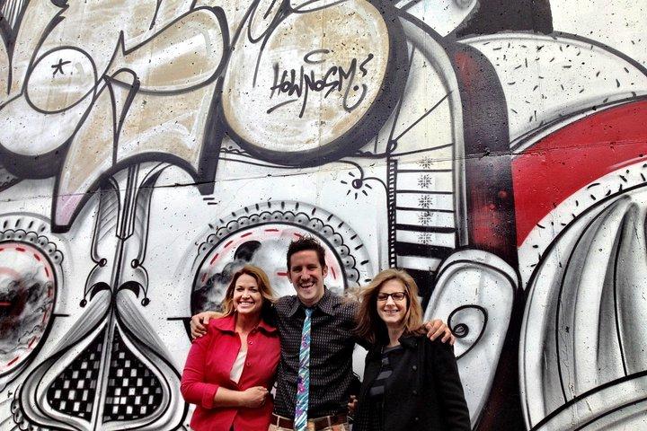 Brooklyn Street Art Graffiti Private Tour by Foot and Subway, Brooklyn, NY, ESTADOS UNIDOS