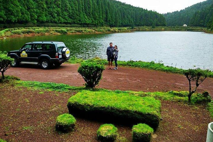 FD Jeep to Sete Cidades and Lagoa do Fogo with Lunch, Ponta Delgada, PORTUGAL