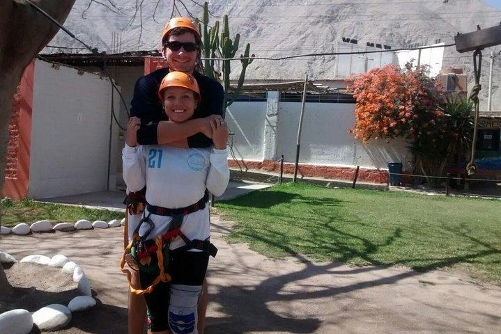 Lunahuana: Excursão com Rafting, Canopy e Vinícola, saindo de Lima, Lima, PERU