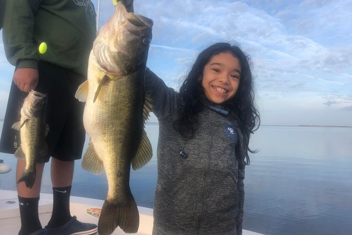 Private Lake Tohopekaliga Fishing Charter in Kissimmee (4, 6, 8, or 12-Hours), Orlando, FL, ESTADOS UNIDOS