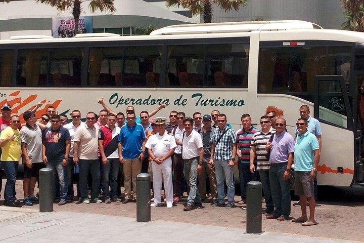 Shuttle airport - downton hotels or return, Guayaquil, ECUADOR