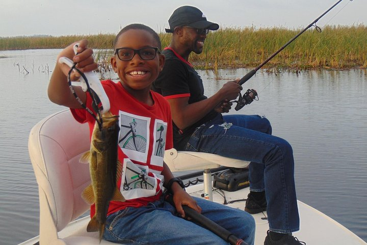 Lake Okeechobee Fishing Trip Near Fort Myers, Fort Myers, FL, ESTADOS UNIDOS