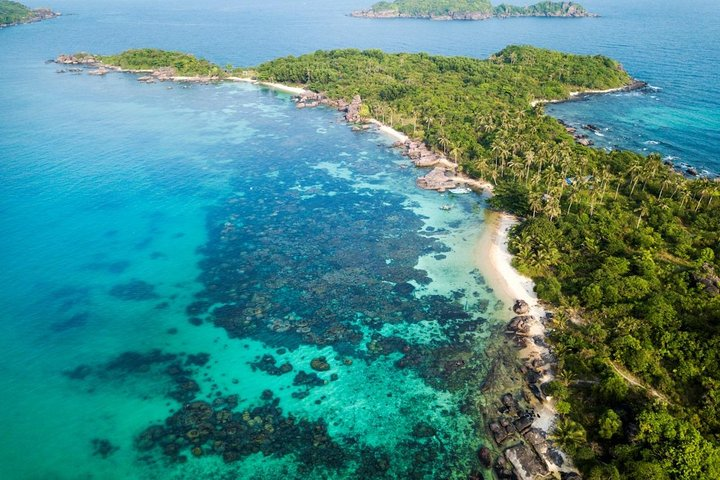 Discover 4 islands of Phuquoc by canoe 1 day tour PQC009, Phu Quoc, VIETNAM
