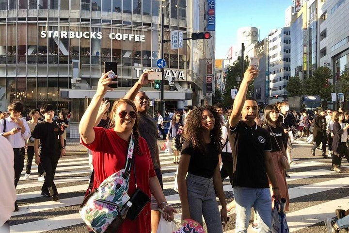 Tokyo Private Custom Walking Tour with local friendly guide, Tokyo, JAPON