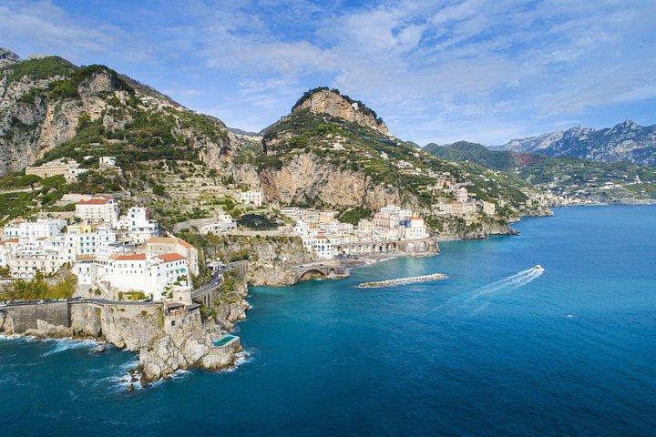 Amalfi Coast Private Boat Cruise - Available Autumn to Spring!, Amalfi, ITALY