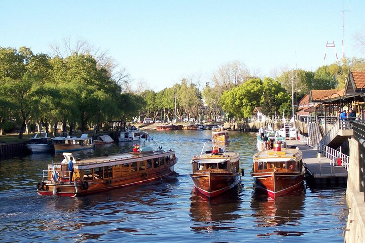 Tigre Delta Full-Day Tour & Cruise from Buenos Aires, Buenos Aires, ARGENTINA