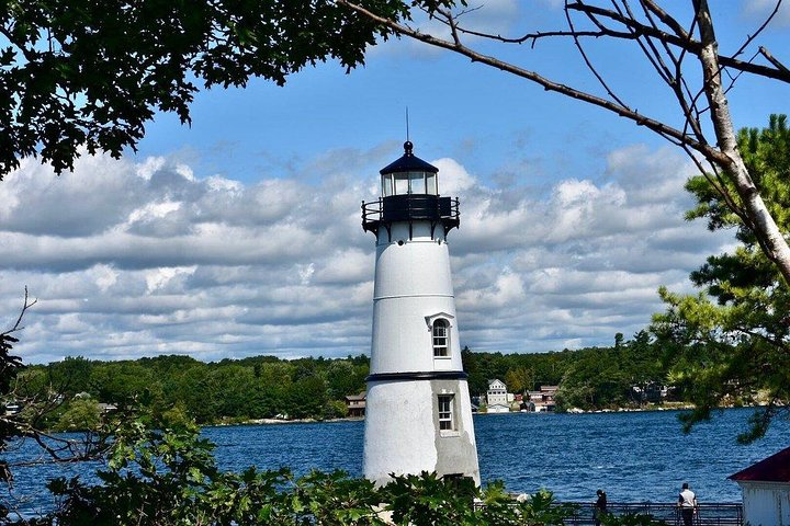 The Ultimate Heart of 1000 Islands Sightseeing Boat Tour, Clayton, NY, UNITED STATES