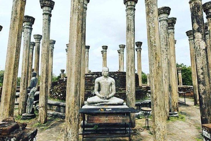 6-Day Sri Lanka Heritage Private Tour, Negombo, SRI LANKA