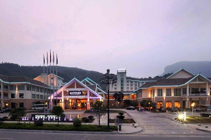 4 Days Zhangjiajie Exciting Tour with Glass Bridge (5-star Hotel), Zhangjiajie, CHINA