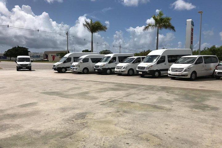 Traslados de 1-6 personas / Zona de Bávaro, Punta de Cana, REPUBLICA DOMINICANA