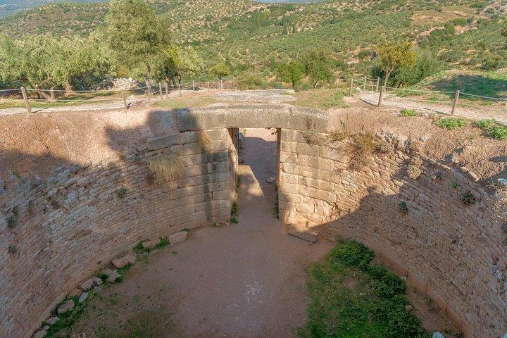 Peloponnese Highlights: Corinth Canal, Corinth, Mycenae, Nafplio, and Epidaurus, Atenas, GRECIA