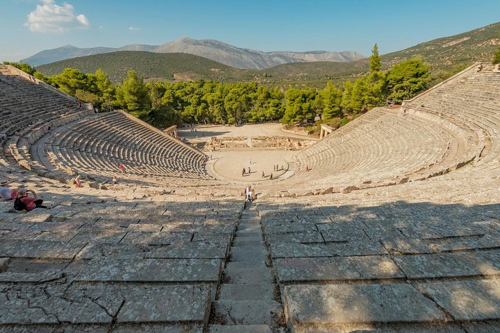 3-Day Classic Greece Private Tour with Four-Star Hotels, Atenas, GRECIA