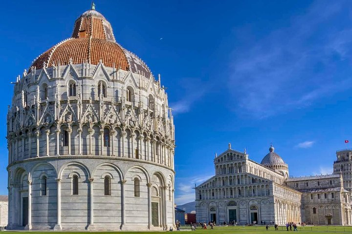 Best of Pisa Private Walking Tour with local Food tasting AM or PM, Pisa, ITALIA