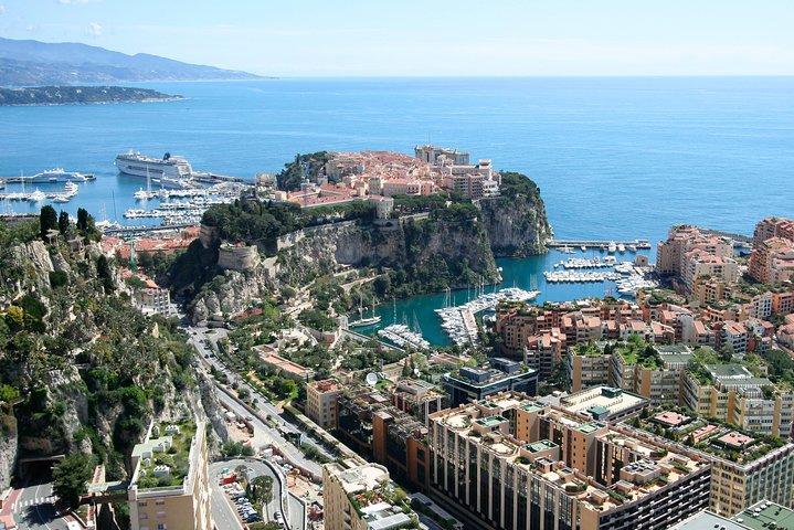 Eze, Monaco, Cap Ferrat including Villa Rothschild and Gourmet Break, Niza, FRANCIA