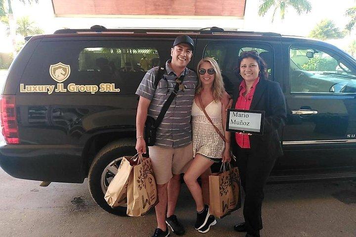 Transfers From Punta Cana Airport (PUJ) <=> To All Place At Bávaro Punta Cana, Punta de Cana, REPUBLICA DOMINICANA
