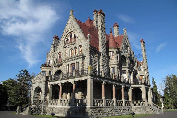 Craigdarroch Castle Pedicab Tour, Isla de Vancouver, CANADA