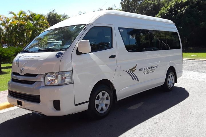 Punta Cana Airport Transportation Round-Trip to hotels in Dominican Republic, Punta de Cana, REPUBLICA DOMINICANA