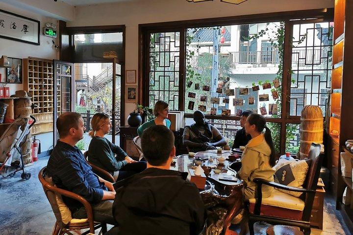 Tea House Break (1-1.5 hours), Zhangjiajie, CHINA