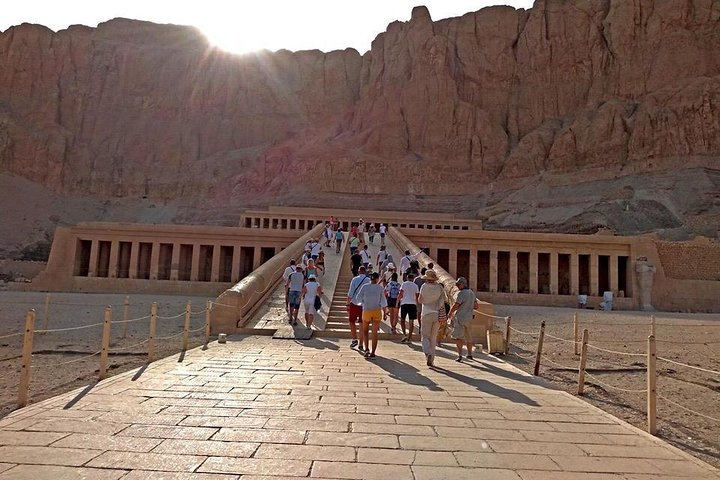 Private Full Day tour to Luxor from Safaga port, ,