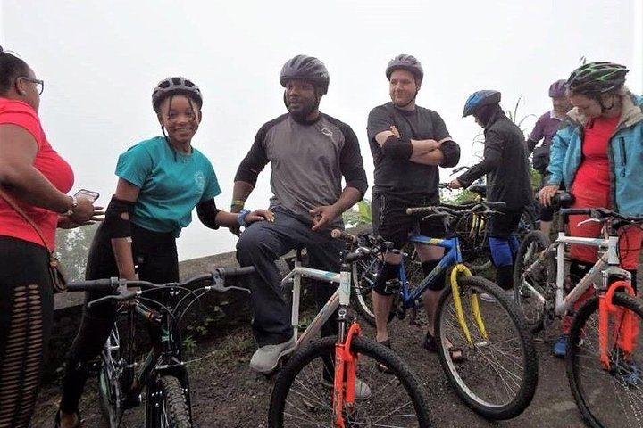 Original Blue Mountain Bicycle Tour from Falmouth, Montego Bay, JAMAICA