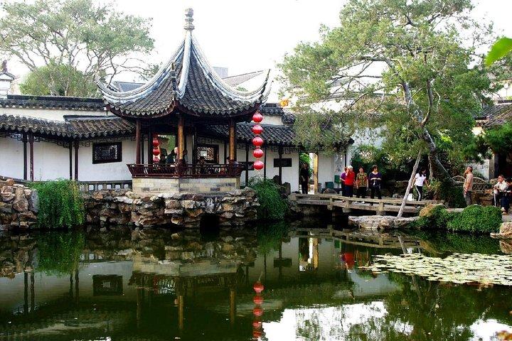 4-Hour Flexible Private Shanghai City Tour, Shanghai, CHINA