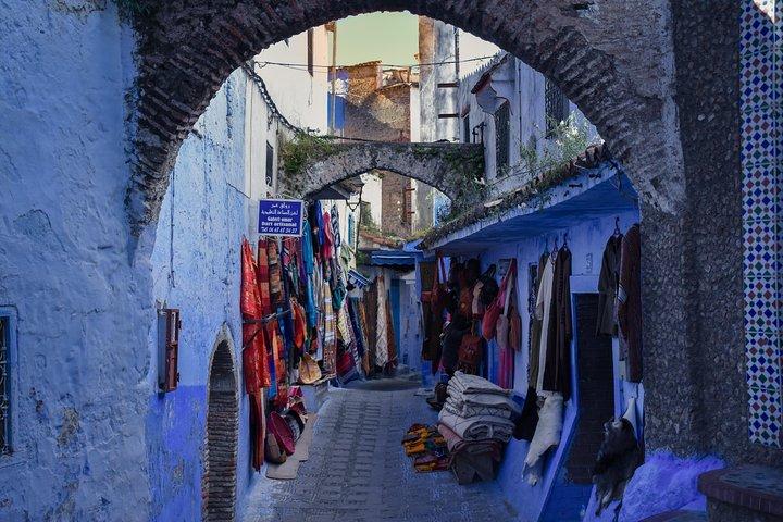 Excursión de un día a Chefchaouen, Fez, MARRUECOS
