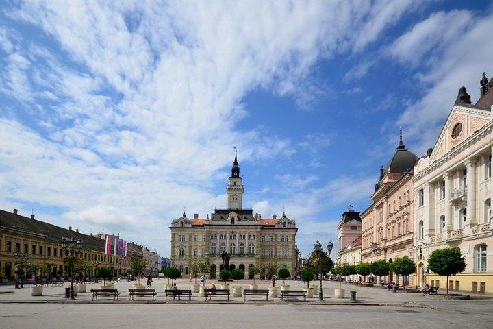 12 days Balkans Guided Tour from Sofia to Budapest, Sofia, BULGARIA