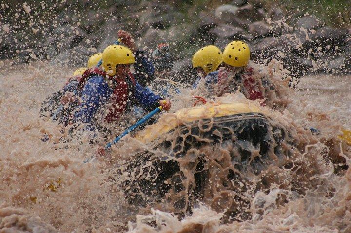 Rafting Nivel Intermedio, Mendoza, ARGENTINA
