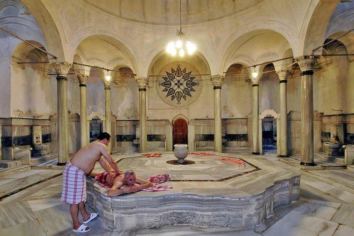 Turkish Bath & Spa, Side, TURQUIA