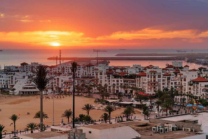 Essaouira private transfer from Essaouira city to Agadir airport (AGA), Esauira, MARRUECOS