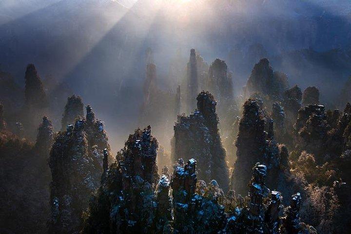 Zhangjiajie 5 Days Hiking Tour, Zhangjiajie, CHINA