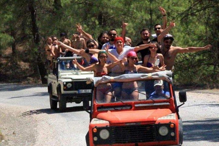 Side:Jeep Safari Adventure in Side, Side, TURQUIA