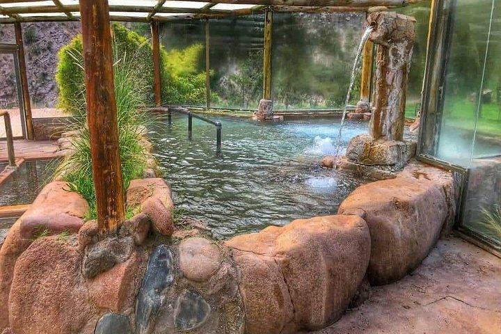 Dia de spa em Termas de Cacheuta com traslado de Mendoza, Mendoza, ARGENTINA