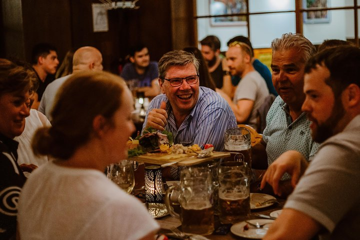 Bavarian Beer and Food Evening Tour in Munich, Munich, GERMANY