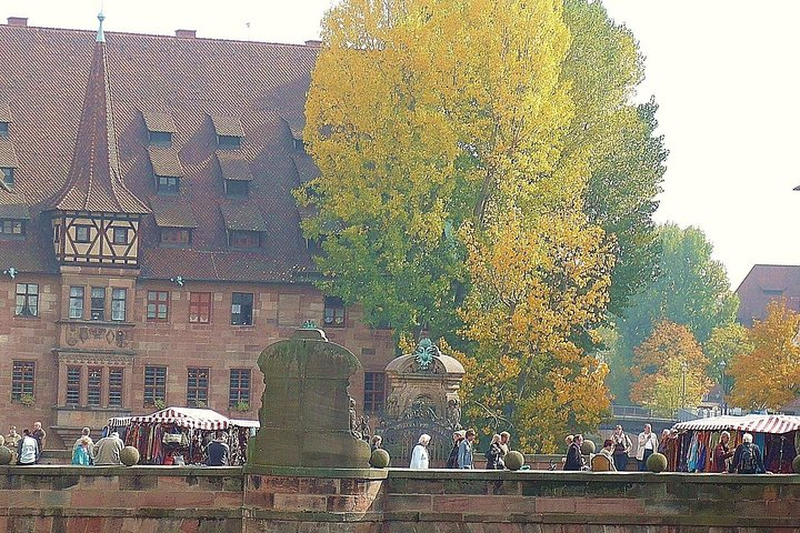 Nuremberg Private Driving Tour with Old Town, Rally Grounds, and Courthouse, Nuremberg, Alemanha
